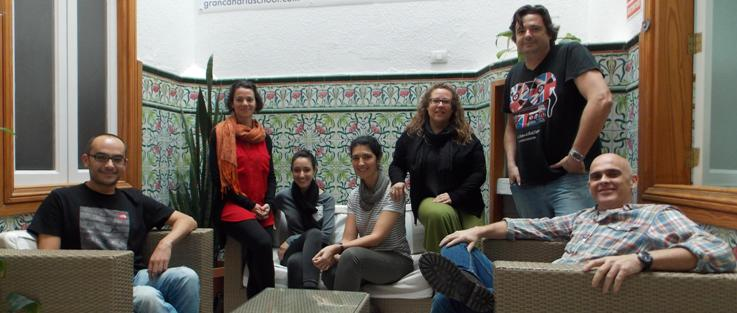 Nos professeurs: Gran Canaria School of Languages
