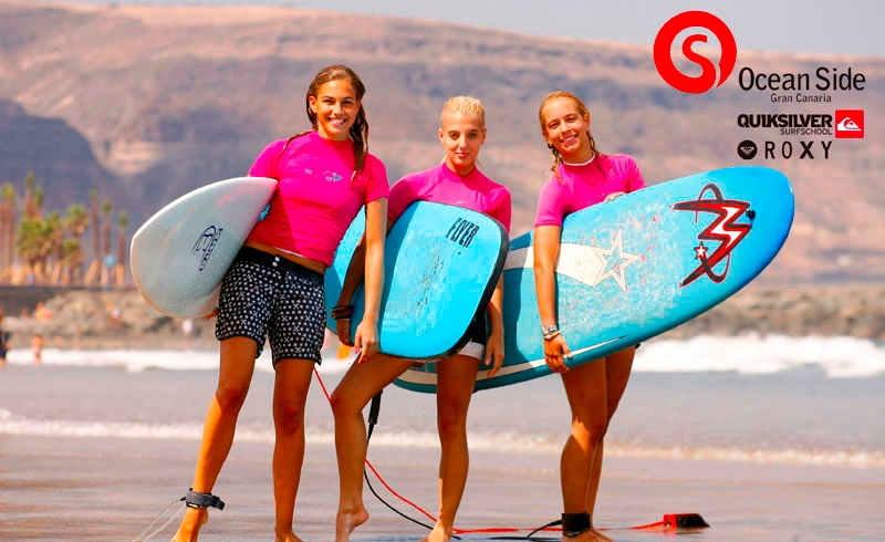 Spanish + Surf: the perfect tandem | Gran Canaria School of